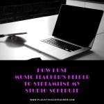 How I Use Music Teacher's Helper to Streamline My Studio Schedule