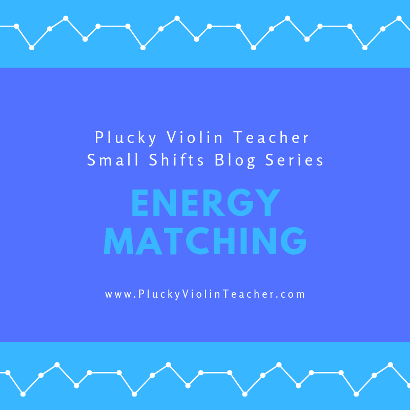 Plucky Violin Teacher Small Shifts blog series.  via pluckyviolinteacher.com