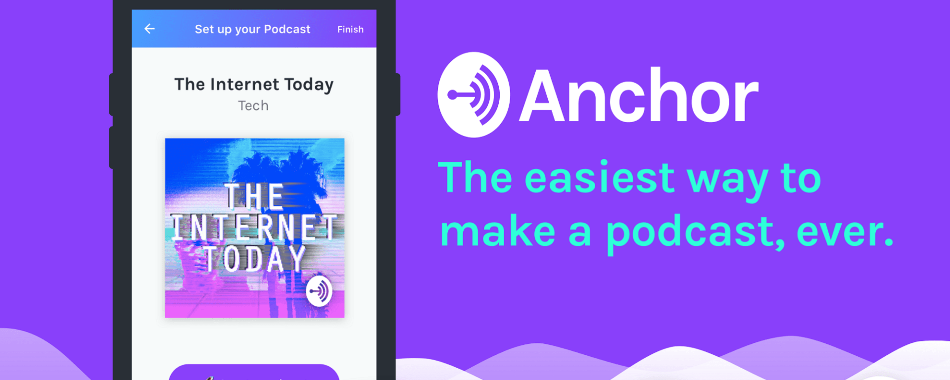 Como usar o Anchor para colocar seu podcast no ar