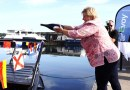 PM of Norway christens Evoy1 electric boat