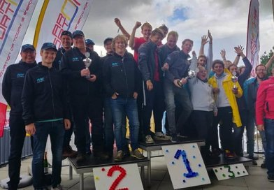 Solar Sport One solar boat championship results