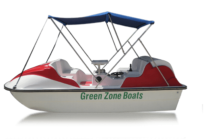 Electric Boat by Green Zone Boats