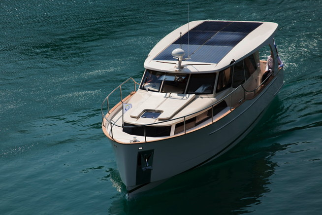 Electric Boat from Greenline Yachts