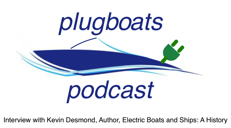 Plugboats Podcast #1: Kevin Desmond