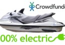 Crowdfunding the world's fastest electric jetski