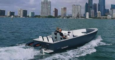 Canadian Electric Boat Co. adds new 29′ speedboat