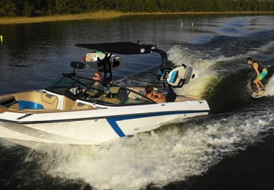 Ingenity debuts new electric boat drive, unique battery