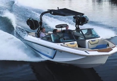 Nautique all-electric ski boat a game changer