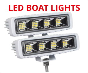 LED boat lights