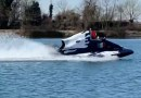 Video: 1st sea trial of DeepSpeed electric hydrojet