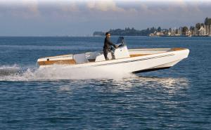 Designboats ElektroTender 08e electric boat