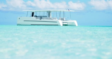 Solar electric yacht company selected top environment solution