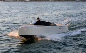 Zin Z2T electric boat