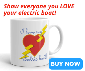 I love my electric boat mug