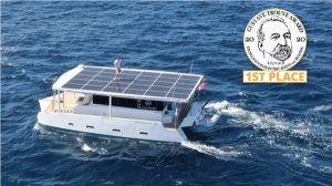 electric boat awards winner Aquanima 40