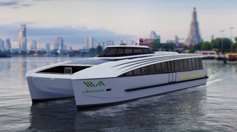 electric ferry capital of the world will have 200 of these electric catamarans