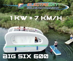 Hovercraft Big Six Electric Boat