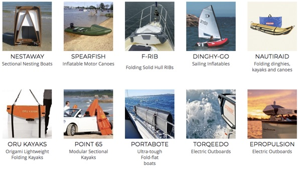 Nestaway Boats ad