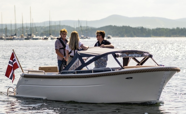 Kruser Boat Ownership Club in Norway