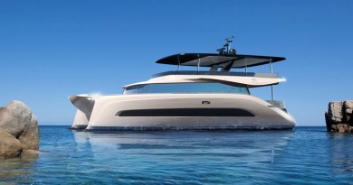 New solar – hydrogen yacht runs on sunshine and water
