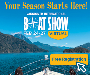 Vancouver Virtual Boat Show 2021