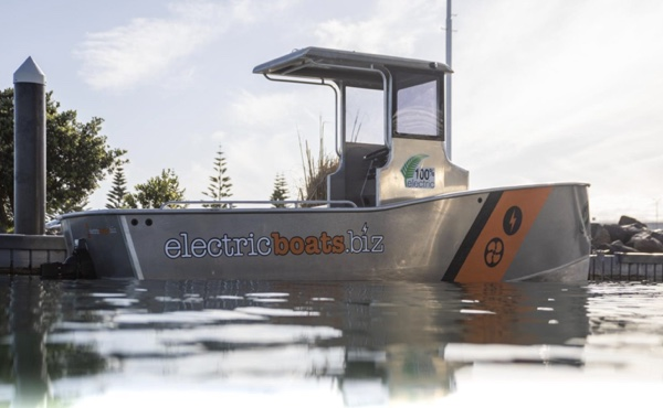 electric boat from electric boats.biz