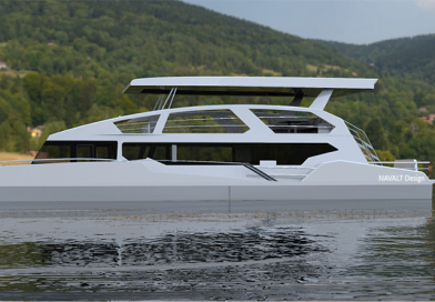 New solar leisure boats from Gussies Awards winner