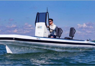 RS Electric Boats launches bigger, better electric RIB – Pulse 63