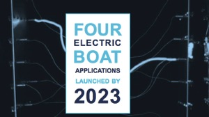 4 electric boats