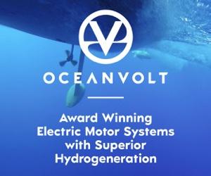 Oceanvolt Hyrdogenerating Motors