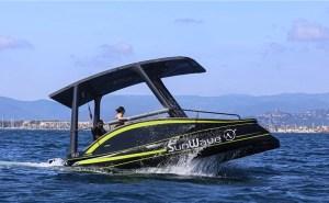 Electric Boat Awards nominee SunWave S2