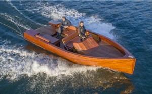 Electric Boat Awards nominee Ernesto Riva e-Commuter