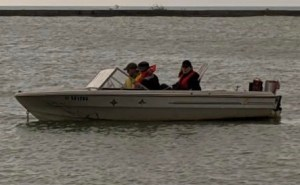 electric boat awards Peterborough boat electrified