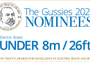 2021 Gussies Electric Boat Awards Nominees: Electric Boats Under 8m / 26 ft