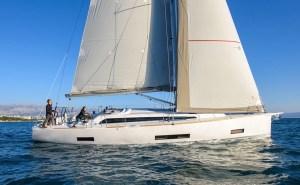 electric boat awards - sailboats - Salona 46