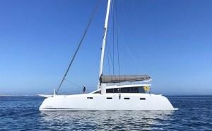 Ocean Renegade- Nova Luxe electric sailing yacht