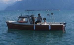 electric boat awards - Solarly II cusotmized boat