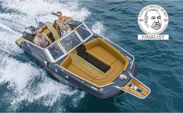Magonis electric boat