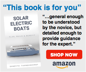 Solar Electric Boats book
