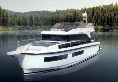 New Groupe Beneteau electric and hybrid systems announced at Cannes