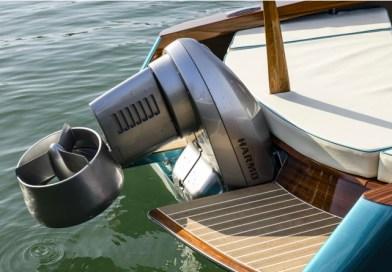 New Yamaha electric boat motor debuts at Genoa Boat Show