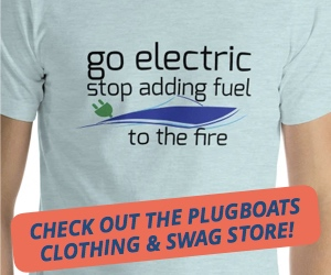 electric boats - stop adding fuel to the fire