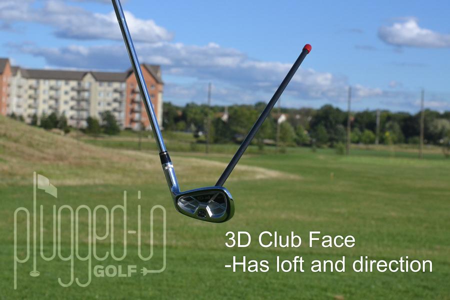3D Club Face