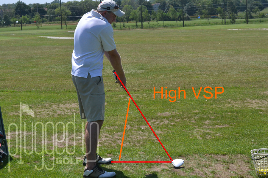 Vertical Swing Plane - High