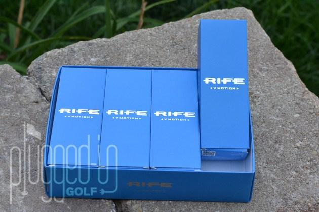 Rife Golf Balls (10)
