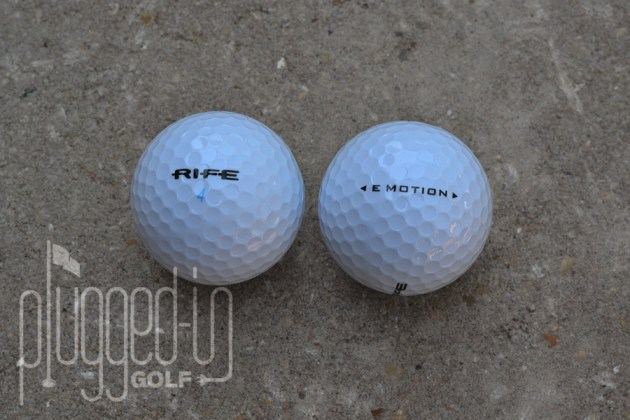 Rife Golf Balls (12)