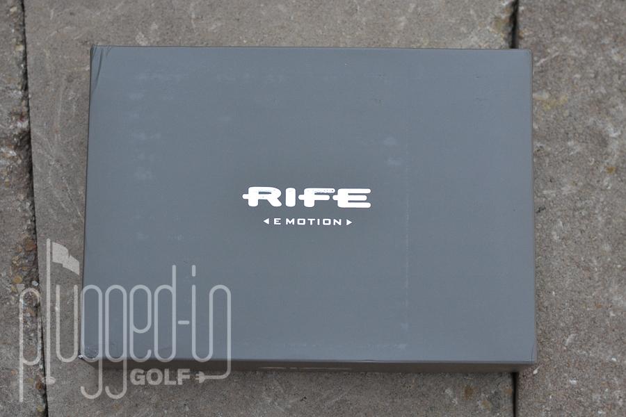 Rife Golf Balls (3)