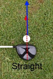 Ball Flight Lesson 2 Straight
