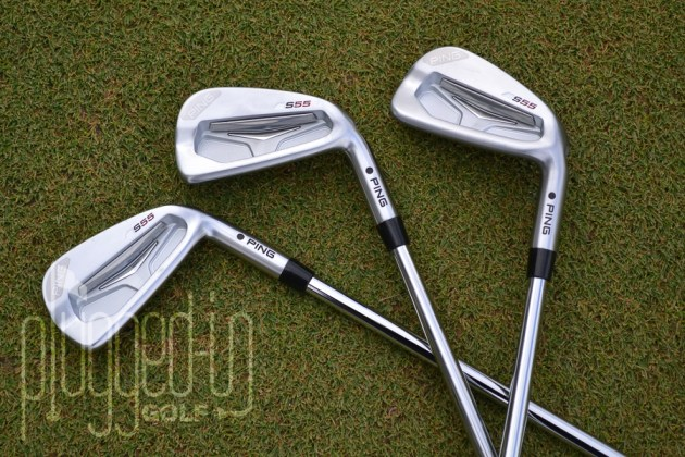 PING S55 Irons (6)