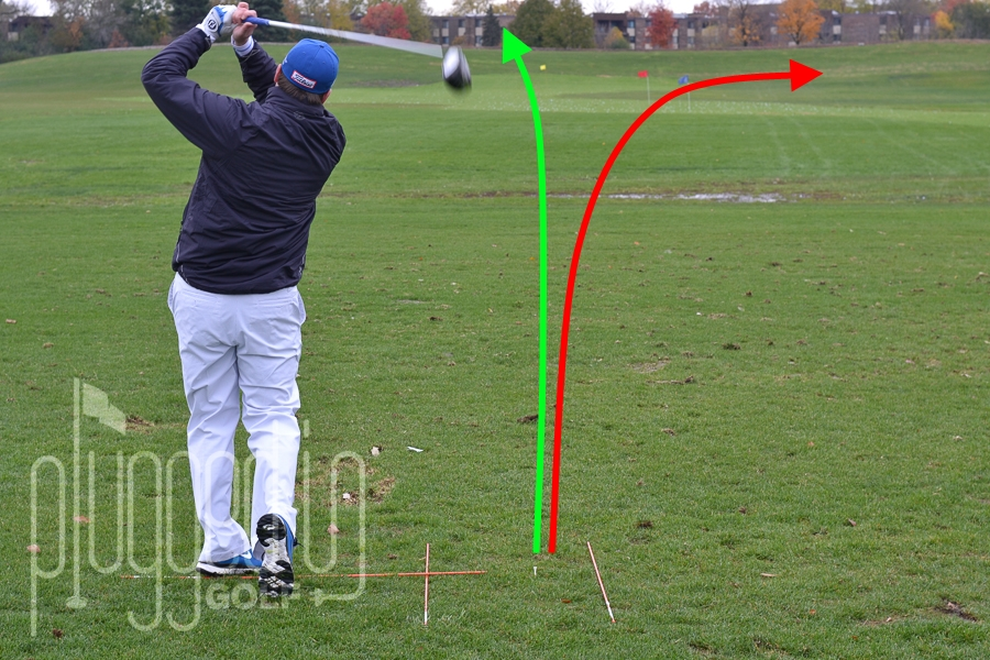 Ball Flight Laws 2 Curve Plugged In Golf